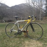 Vélo route Taille S